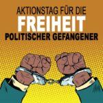 Aktionstag für die Freiheit politischer Gefangener