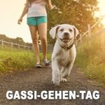 Gassi-Gehen-Tag