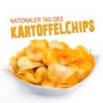 Nationaler Tag des Kartoffelchips
