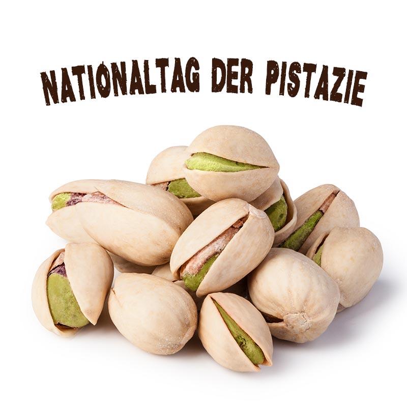 Nationaltag der Pistazie