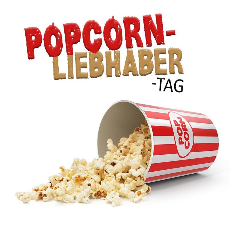 Popcorn-Liebhaber-Tag