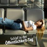 Schlaf-in-der-Öffentlichkeit-Tag