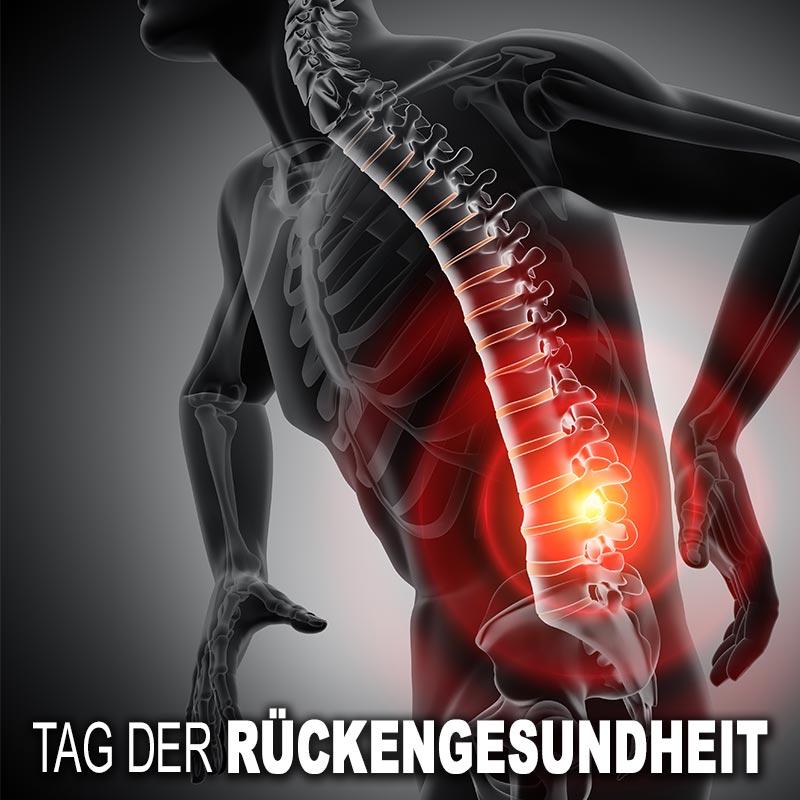 Tag der Rückengesundheit