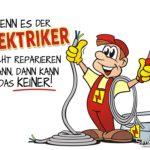 Elektriker Sprüche - Reparieren