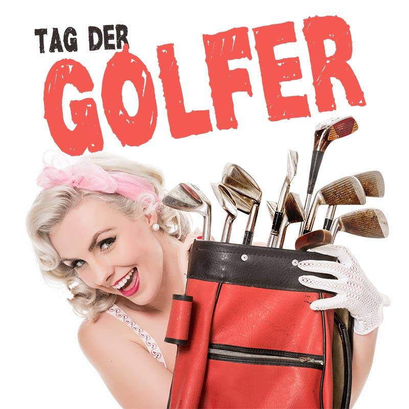 Tag der Golfer