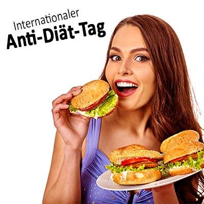 Internationaler Anti-Diät-Tag