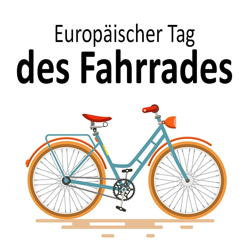 Tag des Fahrrades