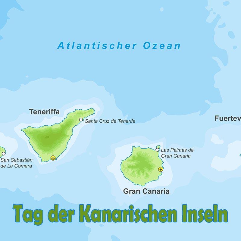 Tag der Kanarischen Inseln