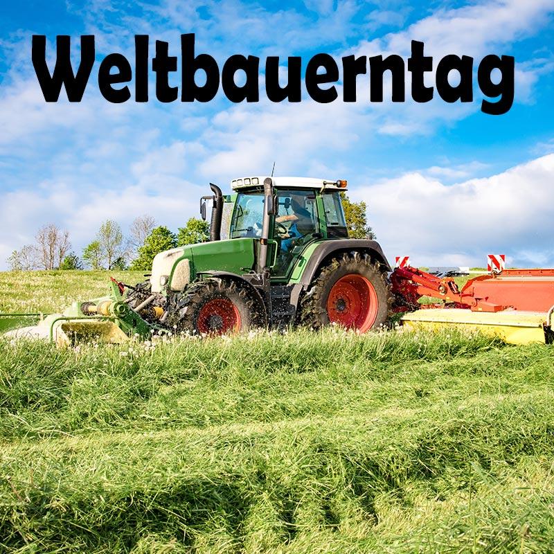 Weltbauerntag