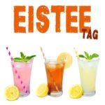 Eistee-Tag