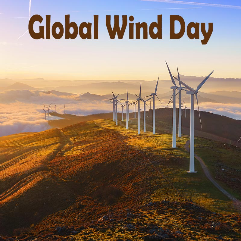 Global Wind Day