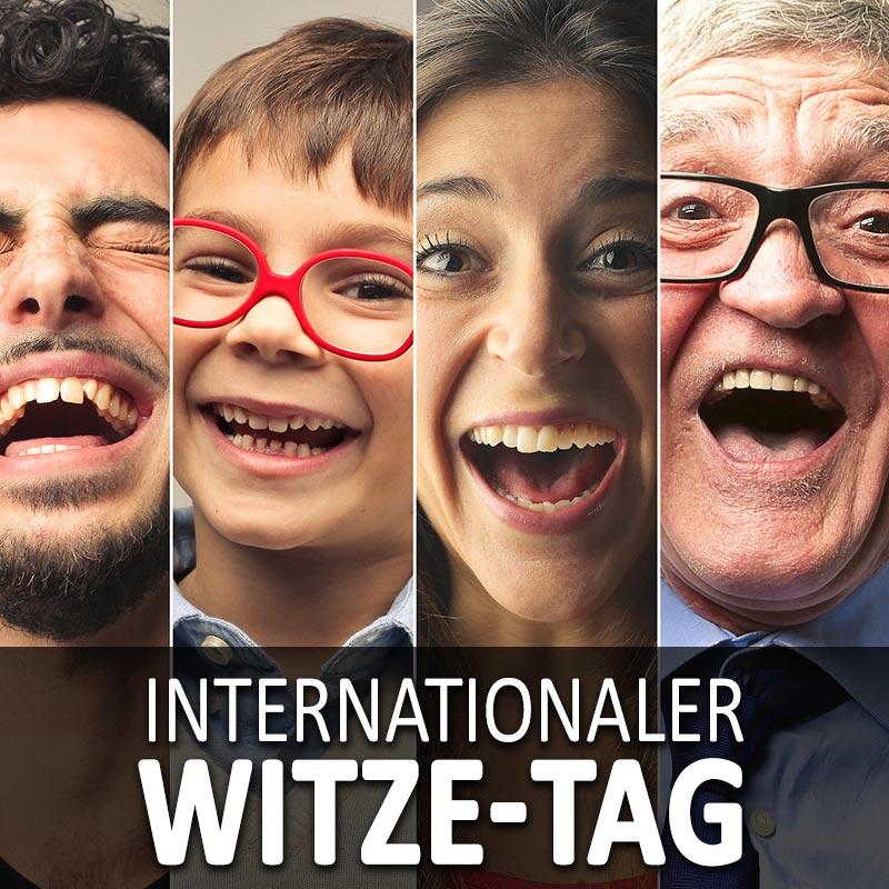 Internationaler Witze-Tag
