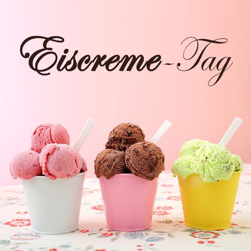 Eiscreme-Tag - Sprüche-Suche
