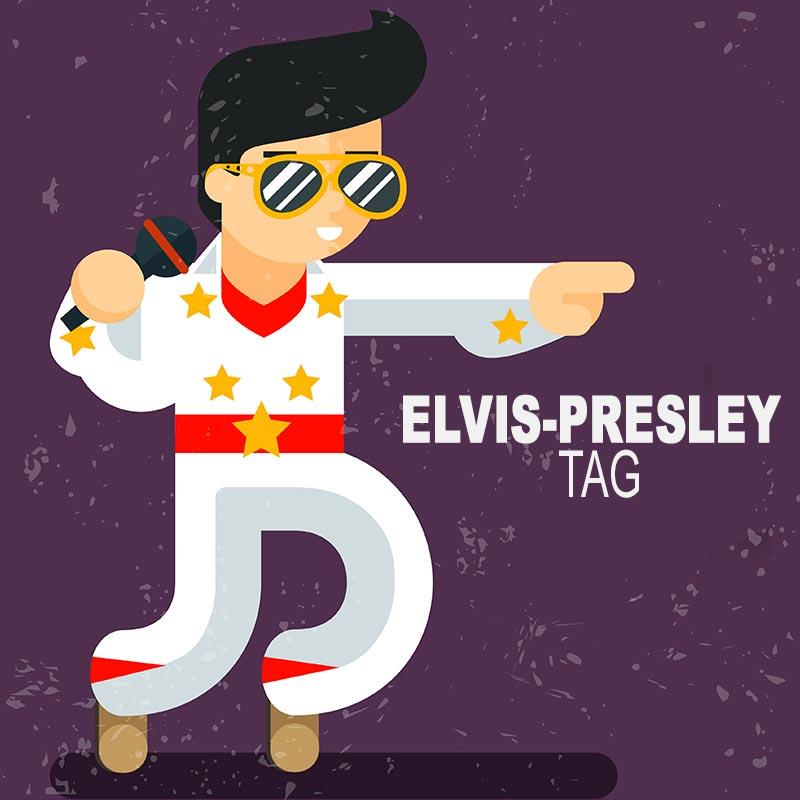 Elvis-Presley-Tag