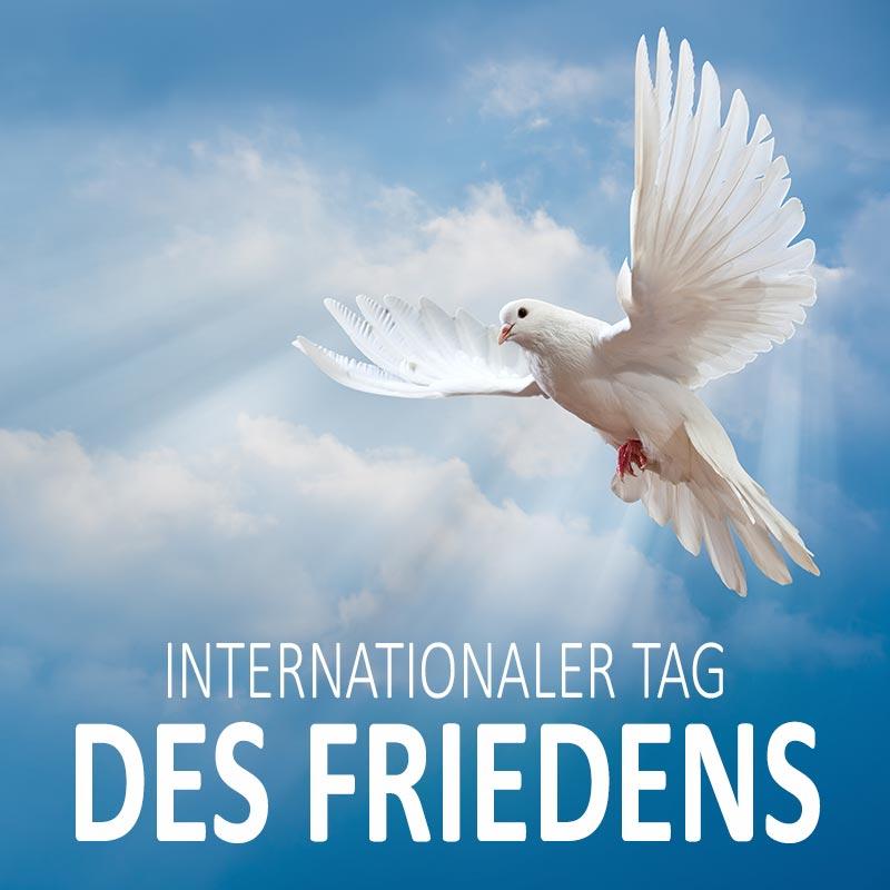 Internationaler Tag des Friedens