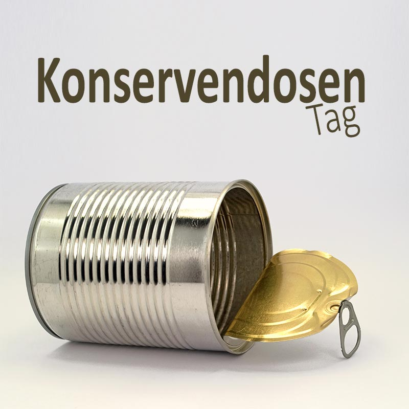 Konservendosen-Tag