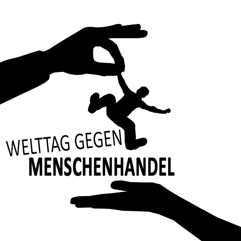 Welttag gegen Menschenhandel