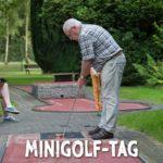 Minigolf-Tag