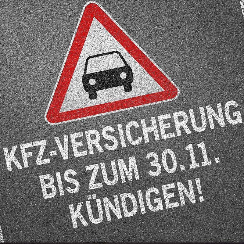 Stichtag KFZ-Versicherung