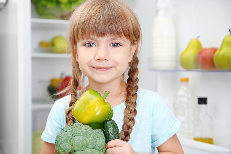 Vegetarier - Auf Wurst, Fleisch oder Fisch verzichten