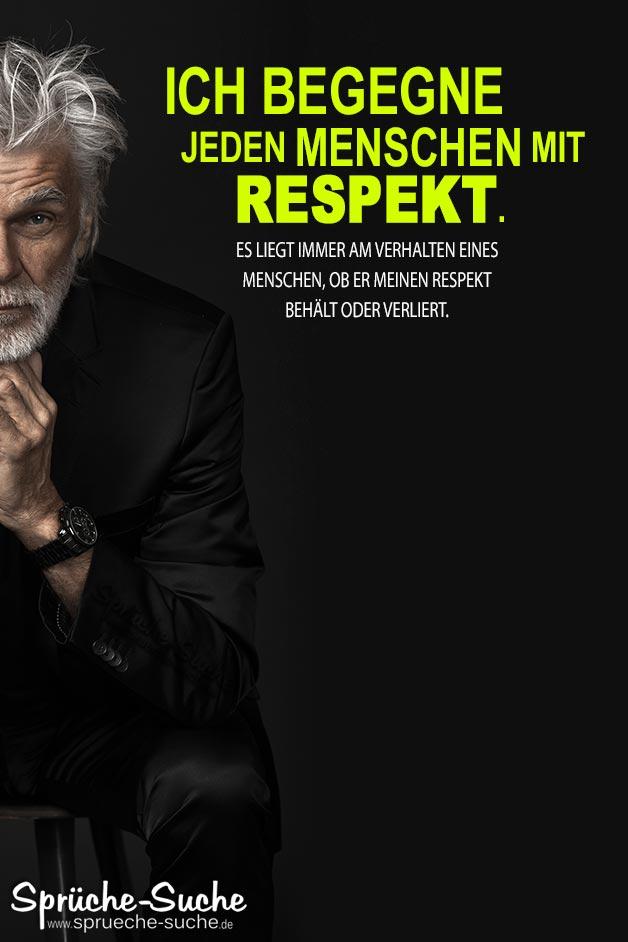sprüche über respekt Respekt Sprüche   Sprüche Suche sprüche über respekt