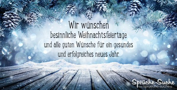 Neutrale Weihnachtsgrüße und Wünsche