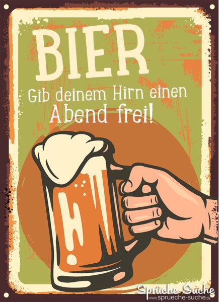 Bier Sprüche