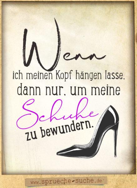 Frauen, Schuhe und Sprüche - Witzige Tatsachen