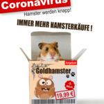 Coronavirus Hamsterkäufe