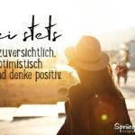 leben-sprueche Optimismus