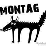 Montag Statusbild
