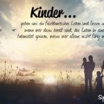 Familie und Kinder Sprüche