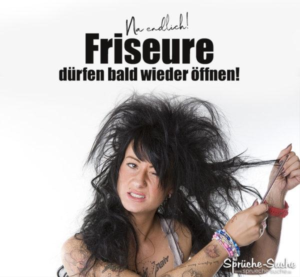 Friseur Lustige Sprüche