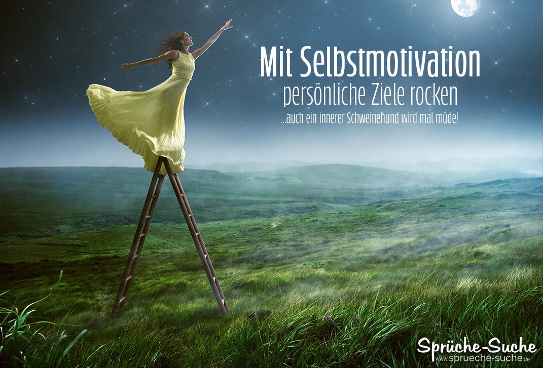 Nach den Sternen greifen - Mit Selbstmotivation persönliche Ziele rocken - auch ein innerer Schweinehund wird mal müde