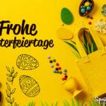 Ostergrüße - Frohe Osterfeiertage