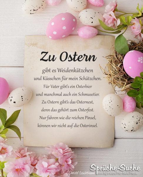 Ostern Gedicht