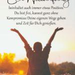 Positive Sprüche Neuanfang