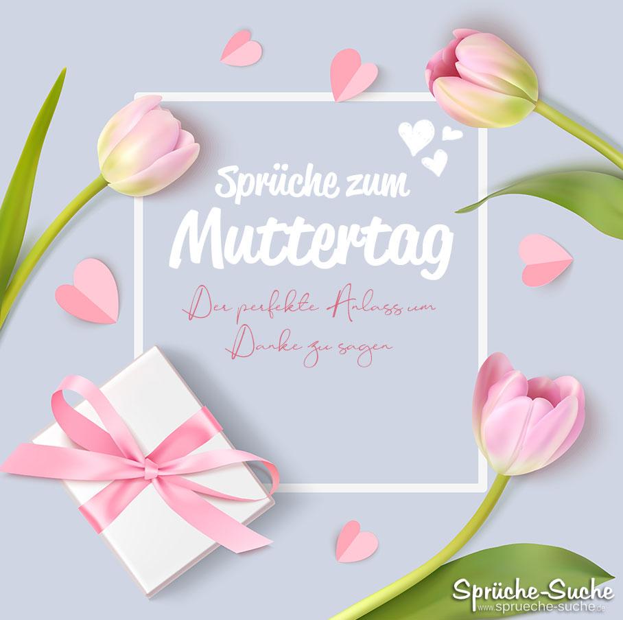 Sprüche zum Muttertag – der perfekte Anlass um Danke zu sagen