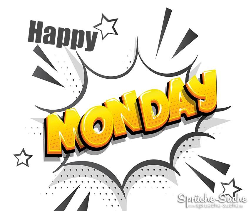 Happy Monday saying