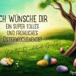 Sprüche und Grüße zu Ostern